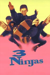 Trzech małolatów ninja