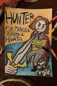 Hunter the Monster Hunter Hunter